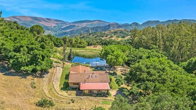 2125 Refugio Rd, Goleta, CA 93117 (MLS #20-1217) :: The Zia Group