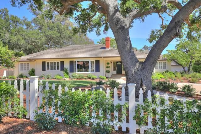 2275 Featherhill Rd, Montecito, CA 93108 (MLS #20-1283) :: Chris Gregoire & Chad Beuoy Real Estate