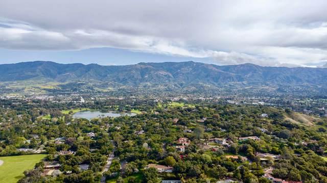 4162 Cresta Ave, Santa Barbara, CA 93110 (MLS #20-1331) :: The Zia Group