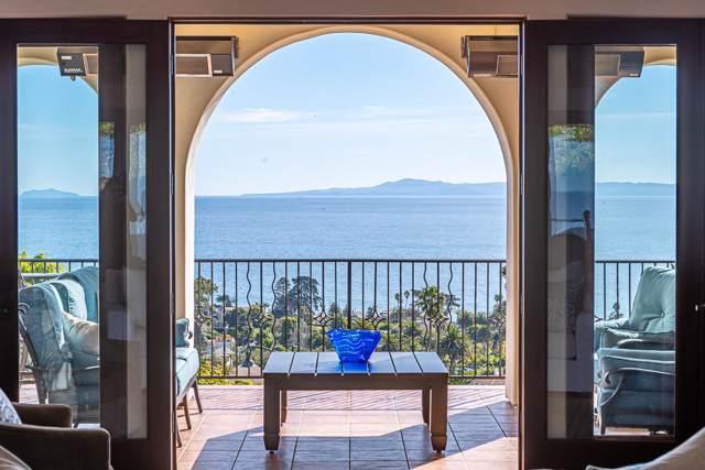 1568 La Vista Del Oceano, Santa Barbara, CA 93109 (MLS #20-135) :: The Zia Group