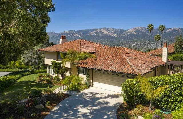 1568 La Cresta Cir, Santa Barbara, CA 93109 (MLS #20-1470) :: The Zia Group