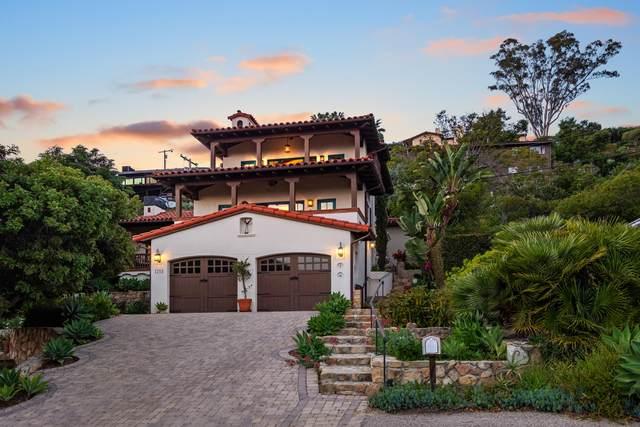 1253 Dover Ln, Santa Barbara, CA 93103 (MLS #20-1545) :: The Zia Group
