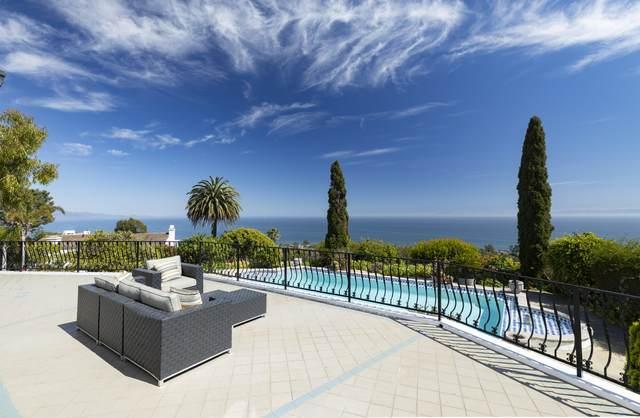 1218 Harbor Hills Dr, Santa Barbara, CA 93109 (MLS #20-1630) :: The Zia Group