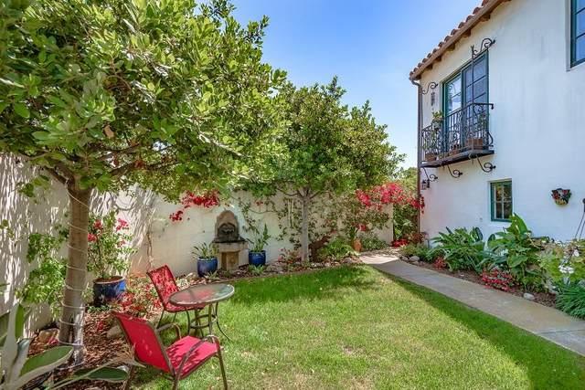 220 Santa Barbara Street D, Santa Barbara, CA 93101 (MLS #20-1672) :: Chris Gregoire & Chad Beuoy Real Estate