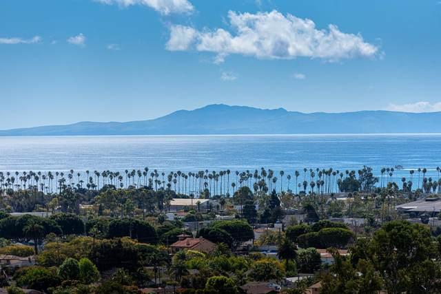822 De La Guerra Ter, Santa Barbara, CA 93103 (MLS #20-1675) :: The Zia Group