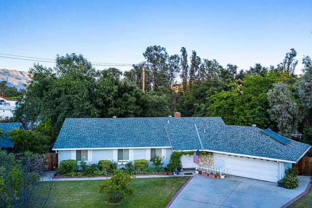 214 Descanso Ave, Ojai, CA 93023 (MLS #20-1692) :: The Zia Group