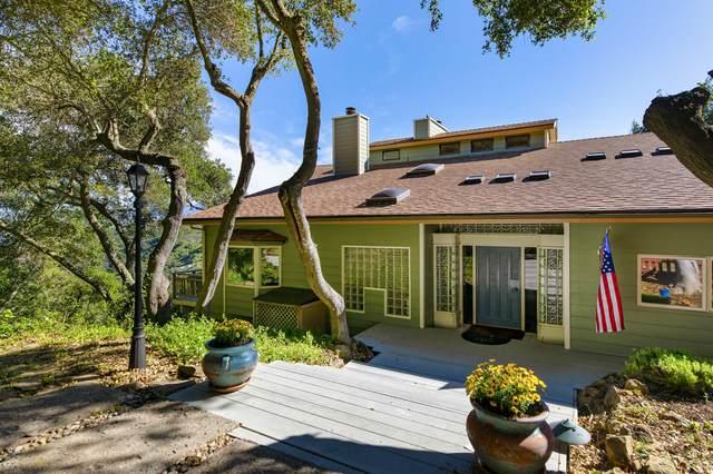 5150 E Camino Cielo, Santa Barbara, CA 93105 (MLS #20-1696) :: The Zia Group