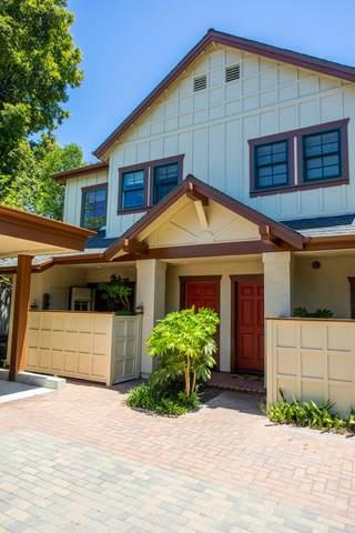 621 W Ortega St A, Santa Barbara, CA 93101 (MLS #20-1759) :: The Zia Group