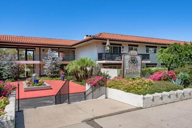2525 State St #31, Santa Barbara, CA 93105 (MLS #20-1775) :: Chris Gregoire & Chad Beuoy Real Estate