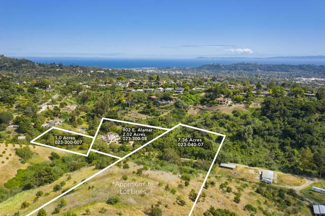 902 E Alamar Ave, Santa Barbara, CA 93105 (MLS #20-1830) :: The Zia Group