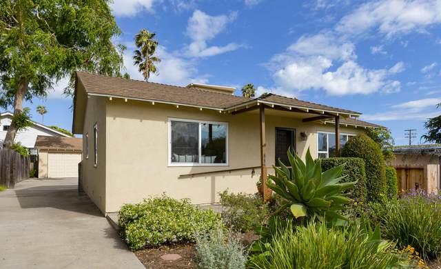 412 Flora Vista Dr, Santa Barbara, CA 93109 (MLS #20-1835) :: The Epstein Partners