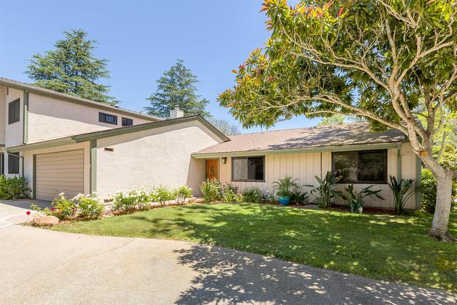 282 N La Cumbre Rd, Santa Barbara, CA 93110 (MLS #20-1854) :: The Zia Group