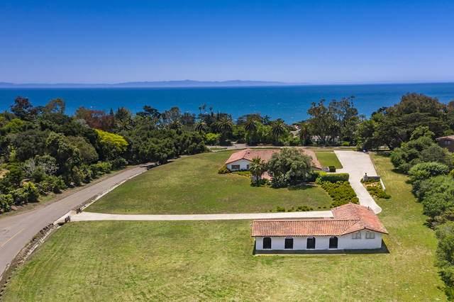 4200 Marina Dr, Santa Barbara, CA 93110 (MLS #20-1953) :: Chris Gregoire & Chad Beuoy Real Estate