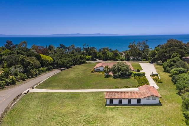 4200 Marina Dr, Santa Barbara, CA 93110 (MLS #20-1954) :: The Epstein Partners