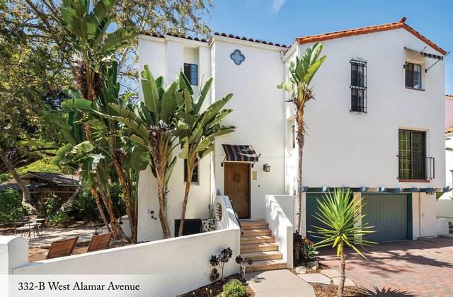 332 W Alamar Avenue B, Santa Barbara, CA 93105 (MLS #20-1993) :: The Epstein Partners