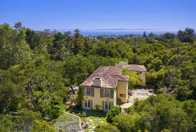 640 El Bosque Rd, Montecito, CA 93108 (MLS #20-2011) :: The Epstein Partners