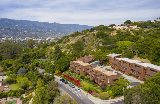 1050 Vista Del Pueblo #1, Santa Barbara, CA 93101 (MLS #20-2054) :: The Epstein Partners