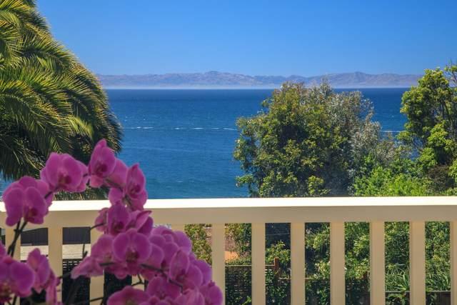2321 Edgewater Way, Santa Barbara, CA 93109 (MLS #20-2164) :: Chris Gregoire & Chad Beuoy Real Estate