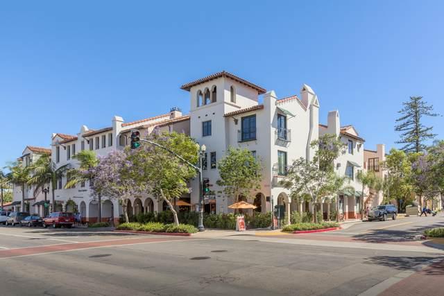 105 W De La Guerra St S, Santa Barbara, CA 93101 (MLS #20-2165) :: The Zia Group