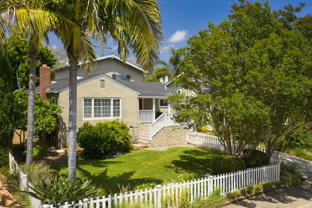 3826 Crescent Drive, Santa Barbara, CA 93110 (MLS #20-2227) :: The Zia Group