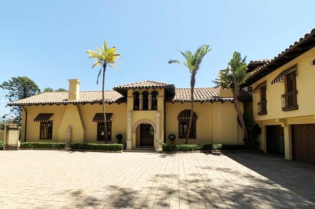 833 Knapp Drive, Montecito, CA 93108 (MLS #20-2279) :: Chris Gregoire & Chad Beuoy Real Estate