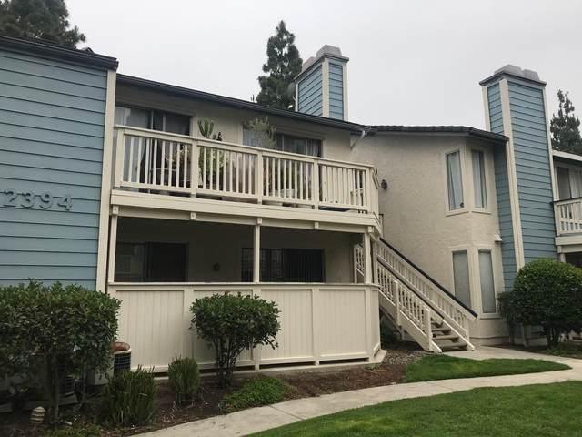 2394 Pleasant Way K, Thousand Oaks, CA 91362 (MLS #20-2294) :: The Zia Group
