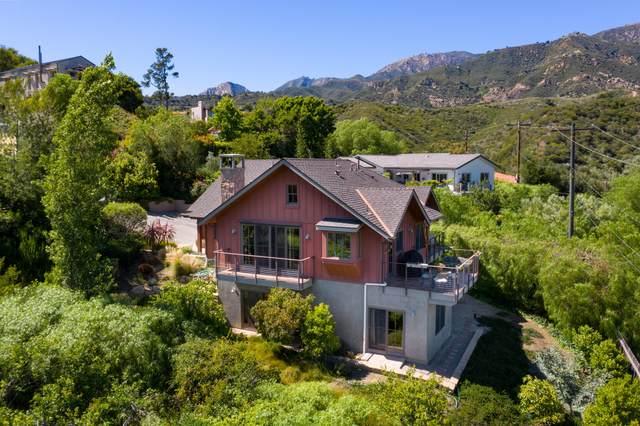 11 Ealand Pl, Santa Barbara, CA 93103 (MLS #20-2312) :: The Zia Group