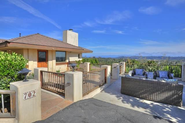 702 E Calle Laureles, Santa Barbara, CA 93105 (MLS #20-2359) :: Chris Gregoire & Chad Beuoy Real Estate
