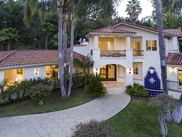 4312 Via Glorieta, Santa Barbara, CA 93110 (MLS #20-2366) :: The Zia Group