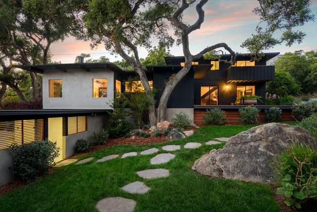 684 Ladera Ln, Montecito, CA 93108 (MLS #20-2518) :: Chris Gregoire & Chad Beuoy Real Estate