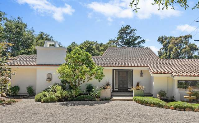 293 Middle Road, Montecito, CA 93108 (MLS #20-2839) :: The Epstein Partners
