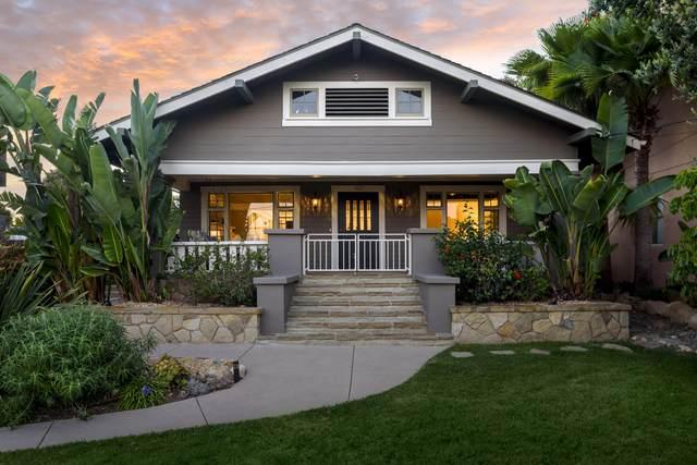 527 E Micheltorena St, Santa Barbara, CA 93103 (MLS #20-2984) :: The Epstein Partners