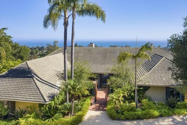 1171 Glenview Rd, Santa Barbara, CA 93108 (MLS #20-3084) :: The Zia Group