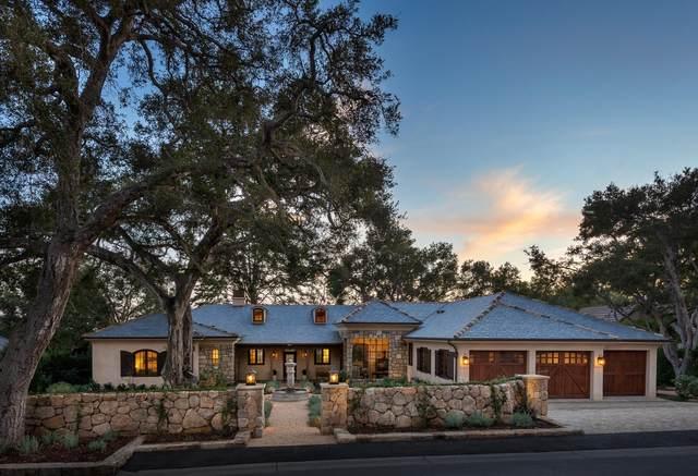 2049 Boundary Dr, Montecito, CA 93108 (MLS #20-3122) :: Chris Gregoire & Chad Beuoy Real Estate