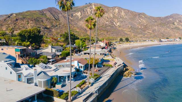 3716 Pacific Coast Highway, Ventura, CA 93001 (MLS #20-3163) :: The Zia Group