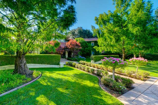 12250 Linda Flora Drive, Ojai, CA 93023 (MLS #20-3187) :: Chris Gregoire & Chad Beuoy Real Estate
