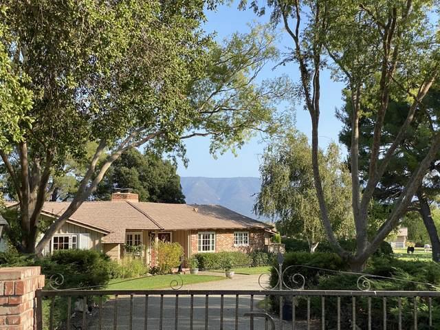 4910 Baseline Ave, Santa Ynez, CA 93460 (MLS #20-3205) :: The Epstein Partners
