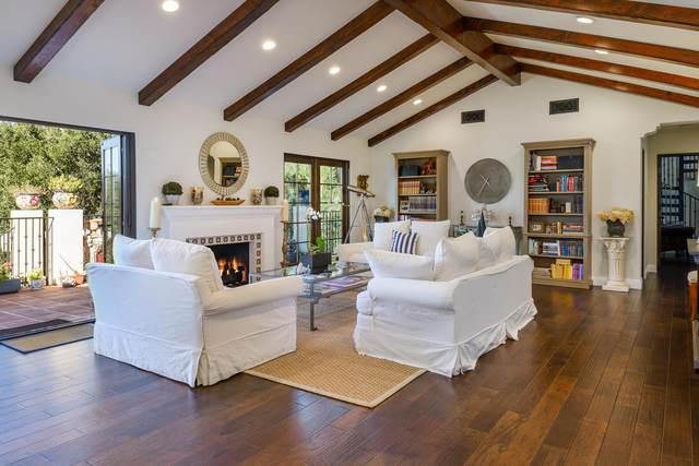 2970 Hidden Valley Ln, Santa Barbara, CA 93108 (MLS #20-3220) :: Chris Gregoire & Chad Beuoy Real Estate