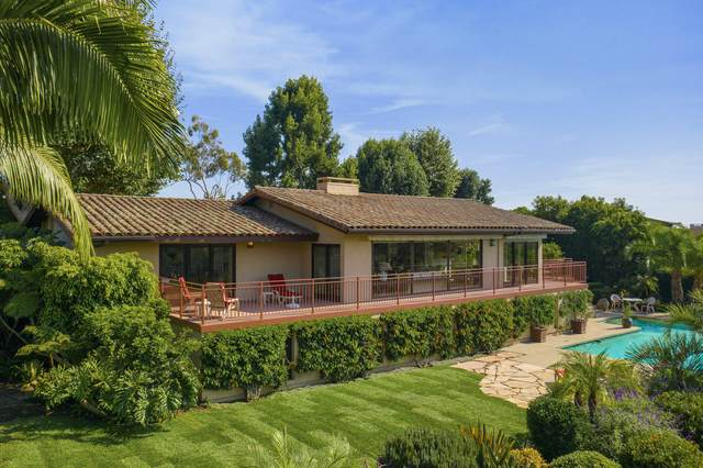 142 Coronada Cir, Santa Barbara, CA 93108 (MLS #20-3568) :: Chris Gregoire & Chad Beuoy Real Estate