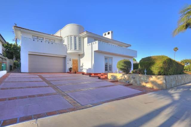 1618 Shoreline Dr, Santa Barbara, CA 93109 (MLS #20-3585) :: The Zia Group
