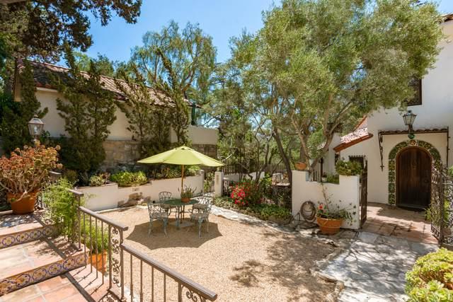 2217 Mission Ridge Rd, Santa Barbara, CA 93103 (MLS #20-3607) :: Chris Gregoire & Chad Beuoy Real Estate