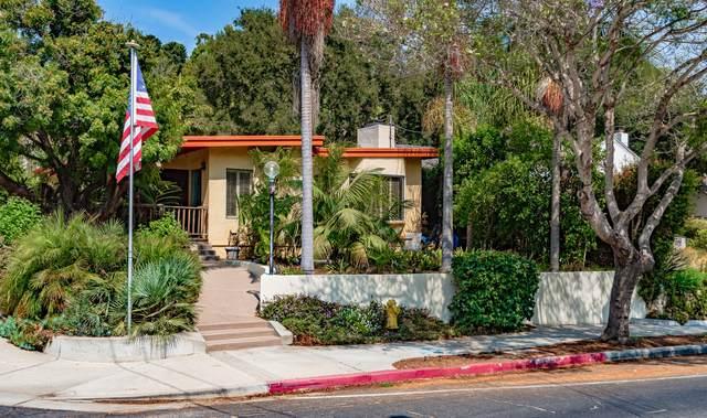 1330 W Valerio St, Santa Barbara, CA 93101 (MLS #20-3679) :: Chris Gregoire & Chad Beuoy Real Estate
