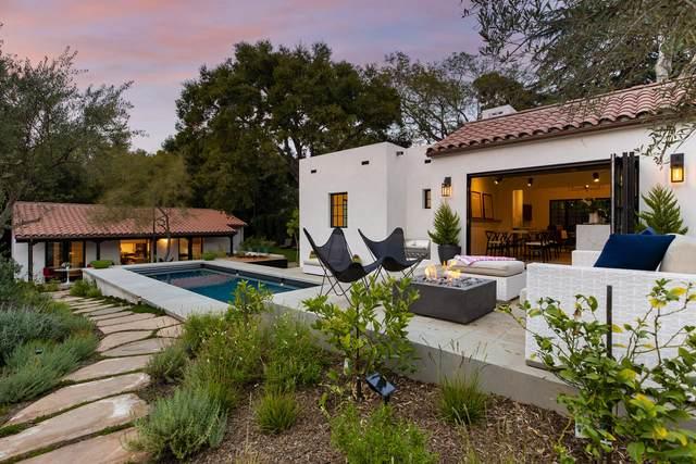 2638 Puesta Del Sol, Santa Barbara, CA 93105 (MLS #20-3683) :: The Epstein Partners