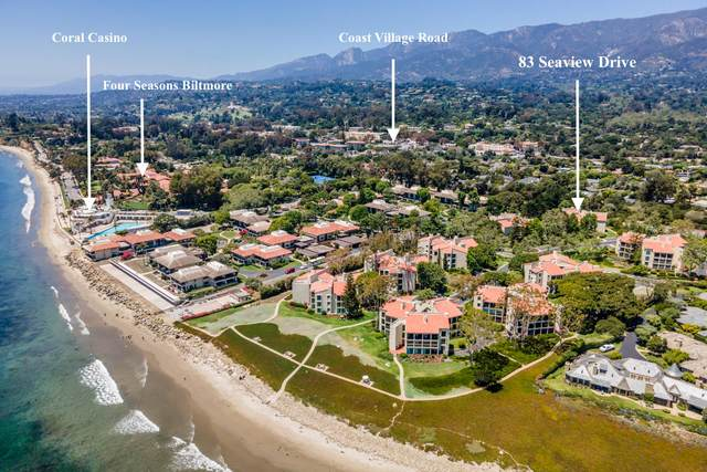 83 Seaview Dr, Santa Barbara, CA 93108 (MLS #20-3686) :: Chris Gregoire & Chad Beuoy Real Estate