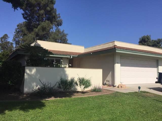 12 La Cumbre Cir, Santa Barbara, CA 93105 (MLS #20-3708) :: The Zia Group
