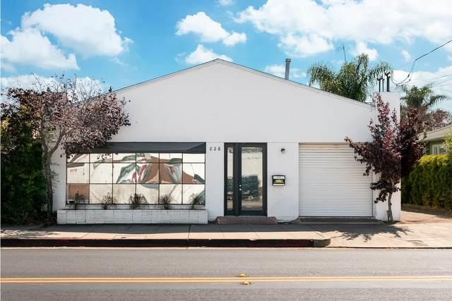 826 E Cota St, Santa Barbara, CA 93103 (MLS #20-3760) :: The Epstein Partners