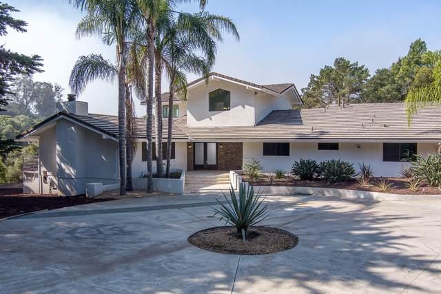 4131 Cresta Ave, Santa Barbara, CA 93110 (MLS #20-3777) :: Chris Gregoire & Chad Beuoy Real Estate