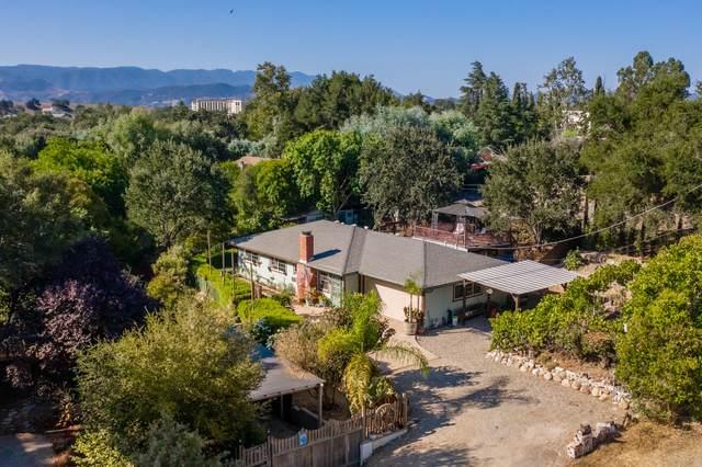 3572 Cedar St, Santa Ynez, CA 93460 (MLS #20-3816) :: Chris Gregoire & Chad Beuoy Real Estate