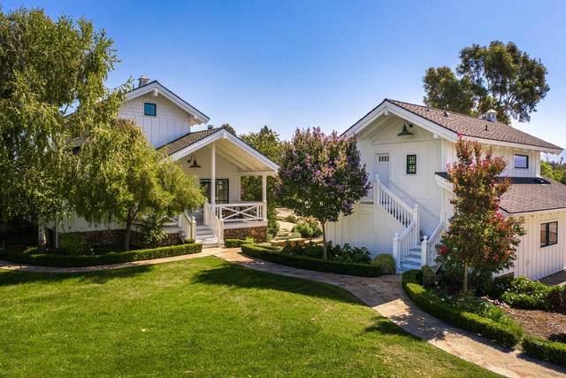 2826 Baseline Ave, Santa Ynez, CA 93460 (MLS #20-3873) :: Chris Gregoire & Chad Beuoy Real Estate