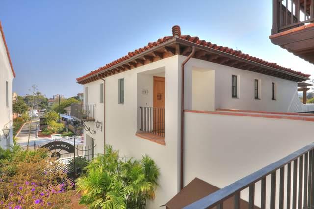18 W Victoria Street #214, Santa Barbara, CA 93101 (MLS #20-3981) :: Chris Gregoire & Chad Beuoy Real Estate